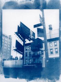 Cyanotype New York