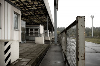 Former border west & east Germany