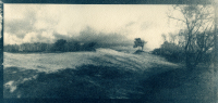 Cyanotype Amsterdamse Waterleidingduinen