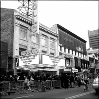 James Brown funeral at the Apollo