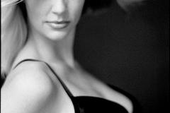 Britney Spears lookalike / model: Iris de Valk