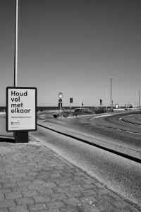 Zandvoort -20 april 2020