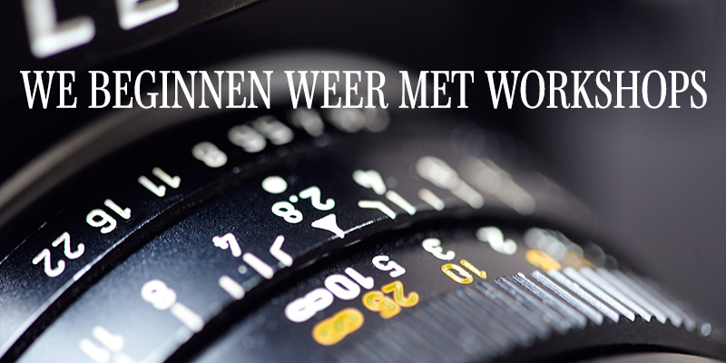 Workshops fotografie